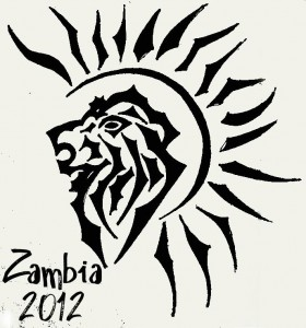 Zambia 2012 Logo