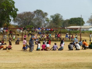 Picture of Mission Work in Zambia