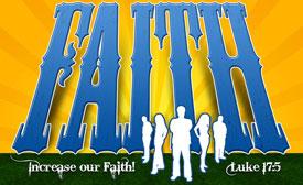 Increase our faith series