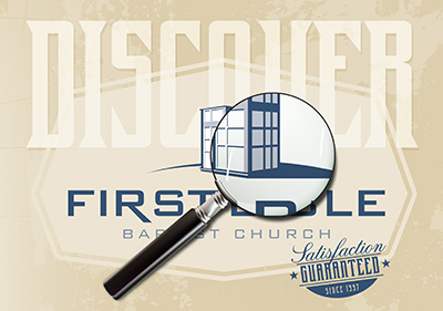 Discover First Bible Class