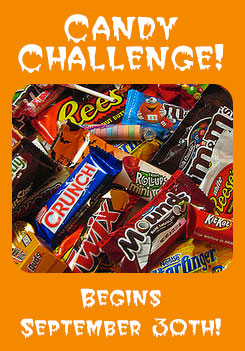 Candy Challenge 2012