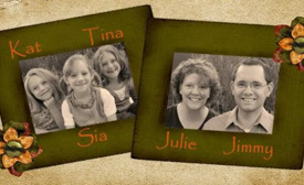 The Tsoukalas Family - Missionaries to the Deaf in Botswana, Africa