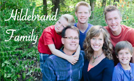 The Hildebrand Family