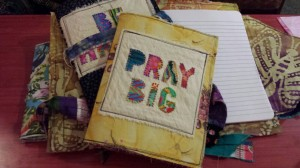 Make your own Prayer Journal
