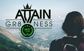 Attain Greatness