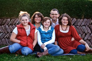 Julie Tsoukalas Family picture